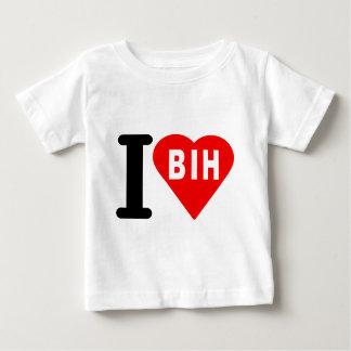 i_love_Bosnia-Herzegowina.png Baby T-Shirt