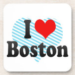 I love Boston Beverage Coaster