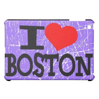 I love Boston iPad Mini Cases