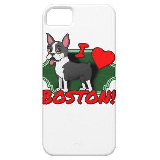 I Love Boston iPhone SE/5/5s Case
