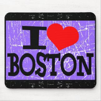 I love Boston Mouse Pad