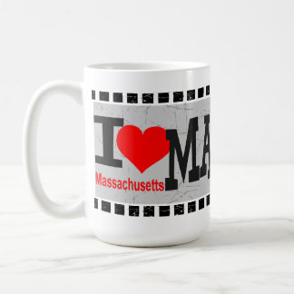 I love Boston - Mugs