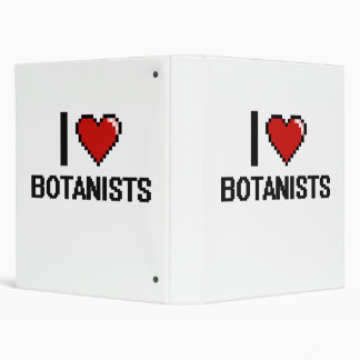 I love Botanists Binders