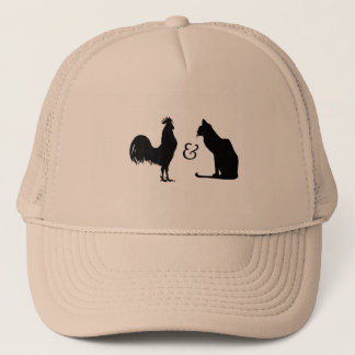 I love both trucker hat