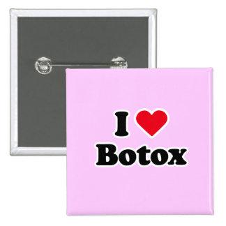I love botox pin