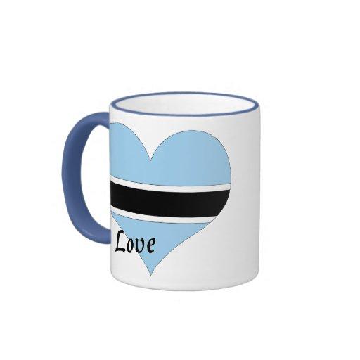 I love Botswana Coffee Mug