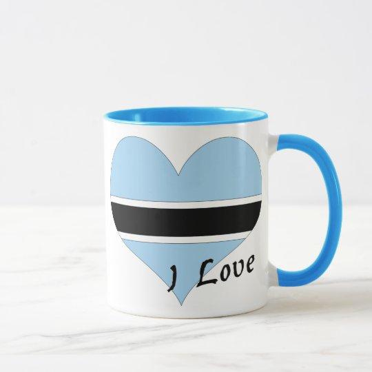 I love Botswana Mug