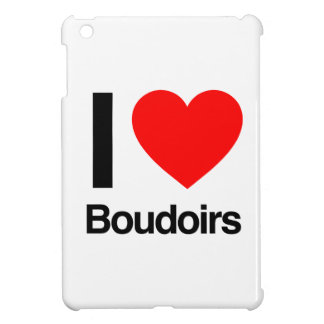 i love boudoirs iPad mini cases