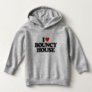 I LOVE BOUNCY HOUSE HOODIE
