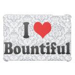 I Love Bountiful, United States Cover For The iPad Mini