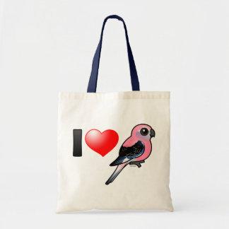 I Love Bourkies Tote Bag