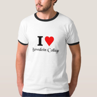 I love Bowdoin College T-Shirt