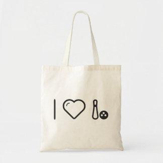 I Love Bowling Tournaments Tote Bag