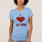 I Love BOX WINE T-shirt