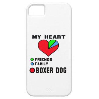 I love Boxer. iPhone 5 Case