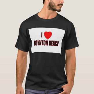 I Love Boynton Beach T-Shirt