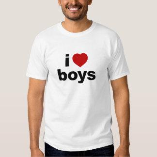 I Love Boys EDUN LIVE Adam Essential Tee