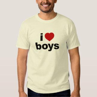 I Love Boys EDUN LIVE Adam Organic Essential Shirt