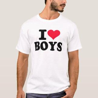 I love boys T-Shirt
