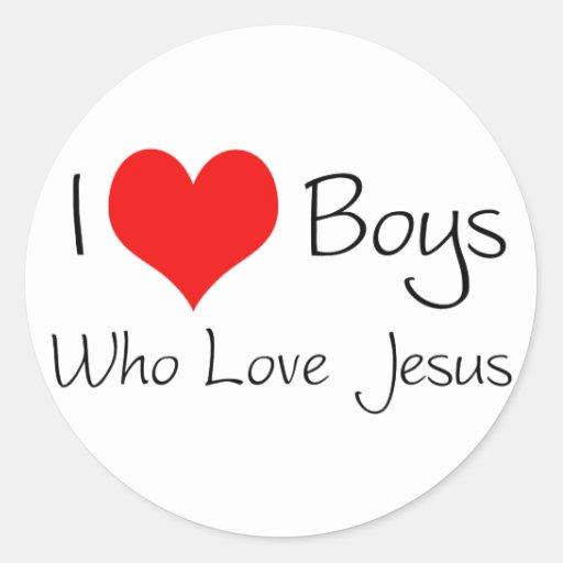 i love boys who love jesus - photo #6