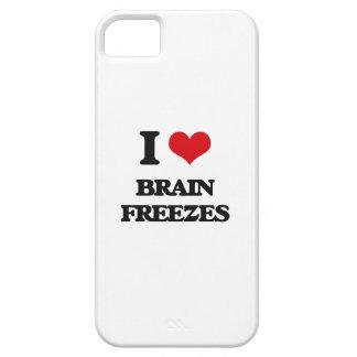 I love Brain Freezes iPhone 5 Cases
