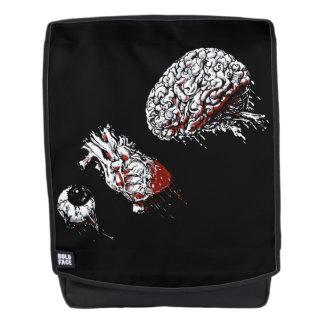 I Love Brains Backpack