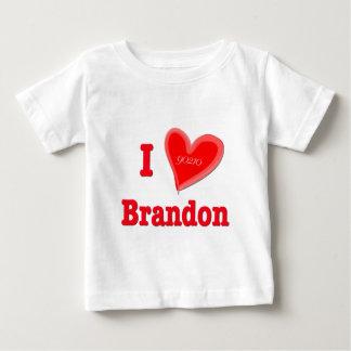 I Love Brandon Tee Shirts