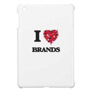 I Love Brands iPad Mini Case