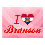 I Love Branson, Missouri Post Cards