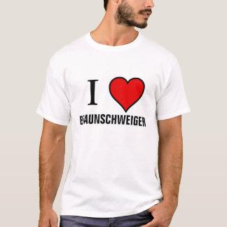 I LOVE BRAUNSCHWEIGER T-Shirt