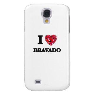 I Love Bravado Galaxy S4 Cases