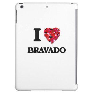 I Love Bravado iPad Air Cover