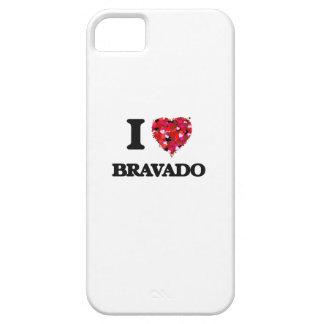 I Love Bravado iPhone 5 Case
