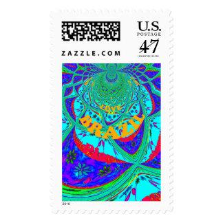 I love Brazil Hakuna Matata Stamps