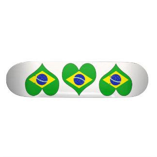I Love Brazil Skateboards