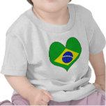 I Love Brazil T-shirts