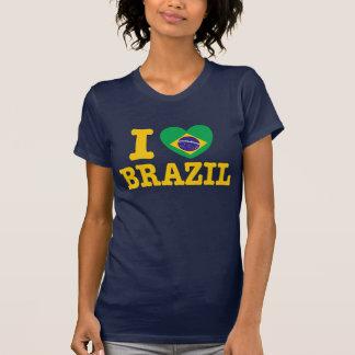 I love brazil t shirt