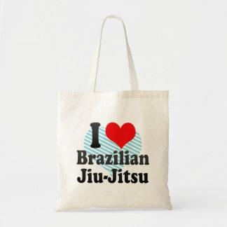 I love Brazilian Jiu-Jitsu Bag