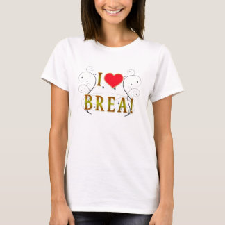 I-Love Brea T-shirts