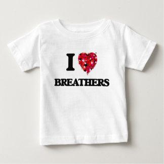 I Love Breathers Shirts
