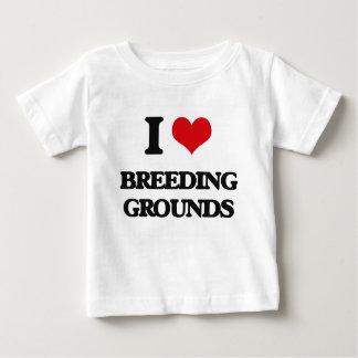 I Love Breeding Grounds T-shirt