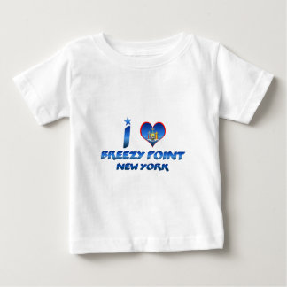 I love Breezy Point, New York T-shirt