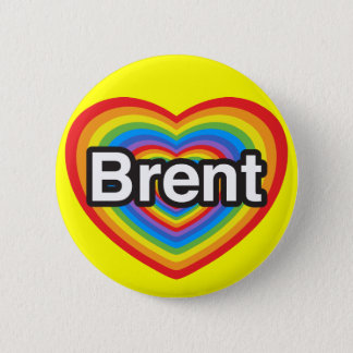 I love Brent. I love you Brent. Heart Button