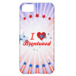 I Love Brentwood, Tennessee iPhone 5C Covers