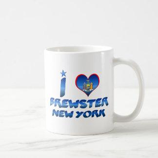 I love Brewster, New York Coffee Mug