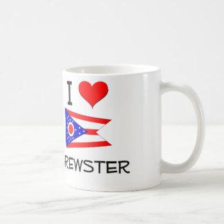 I Love Brewster Ohio Mug