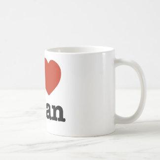 I love Brian Classic White Coffee Mug