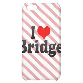 I love Bridge iPhone 5C Cover