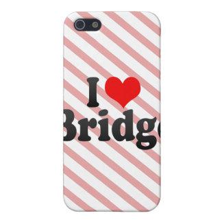 I love Bridge iPhone 5 Covers