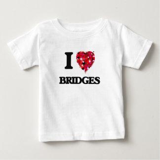 I Love Bridges Shirt